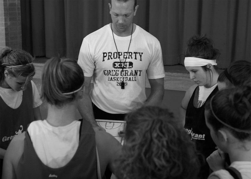 The Greg Grant Basketball Club Michigan