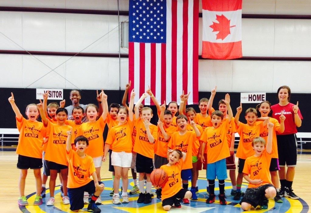 G2 Little ballers basketball camp Michigan