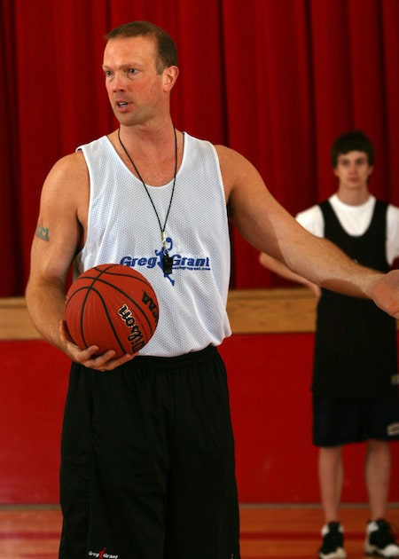 Basketball coach Michigan